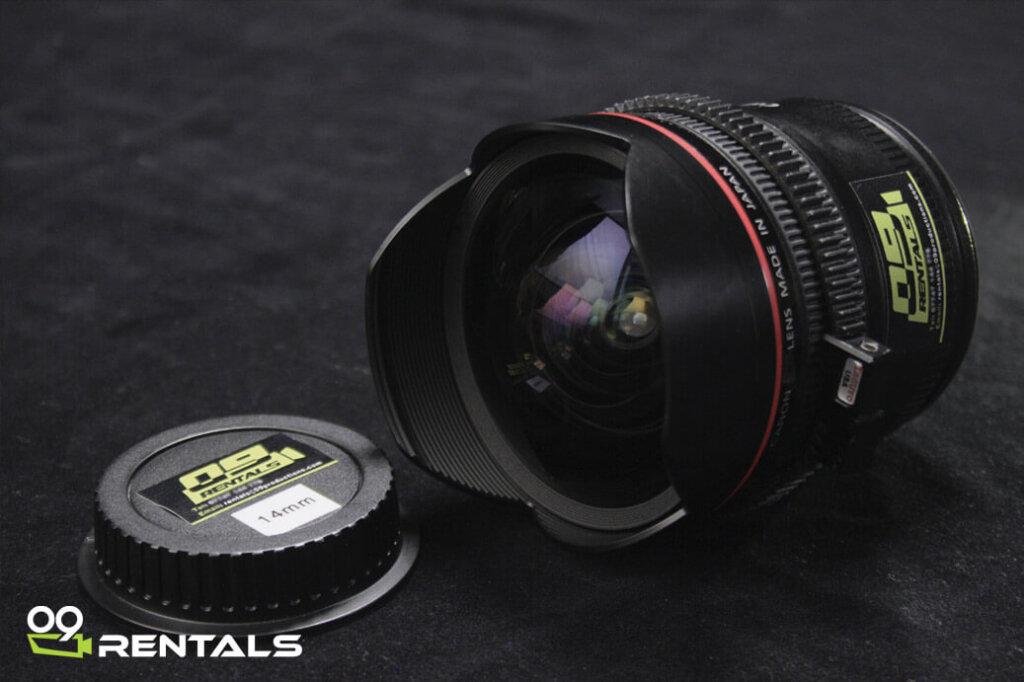 Canon 14mm