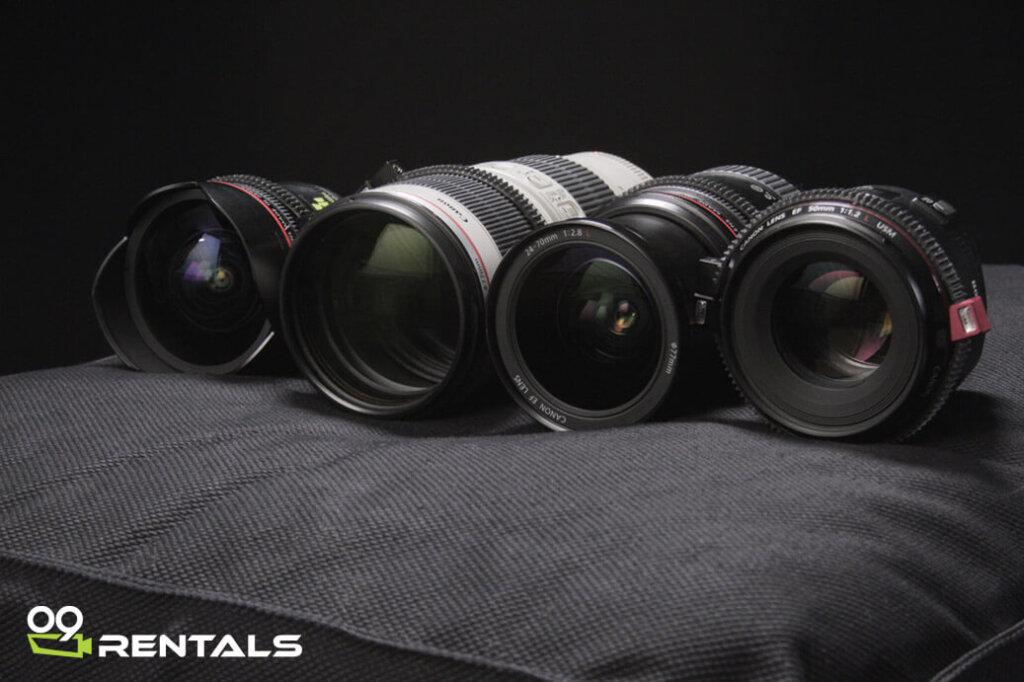Canon Lens Kit