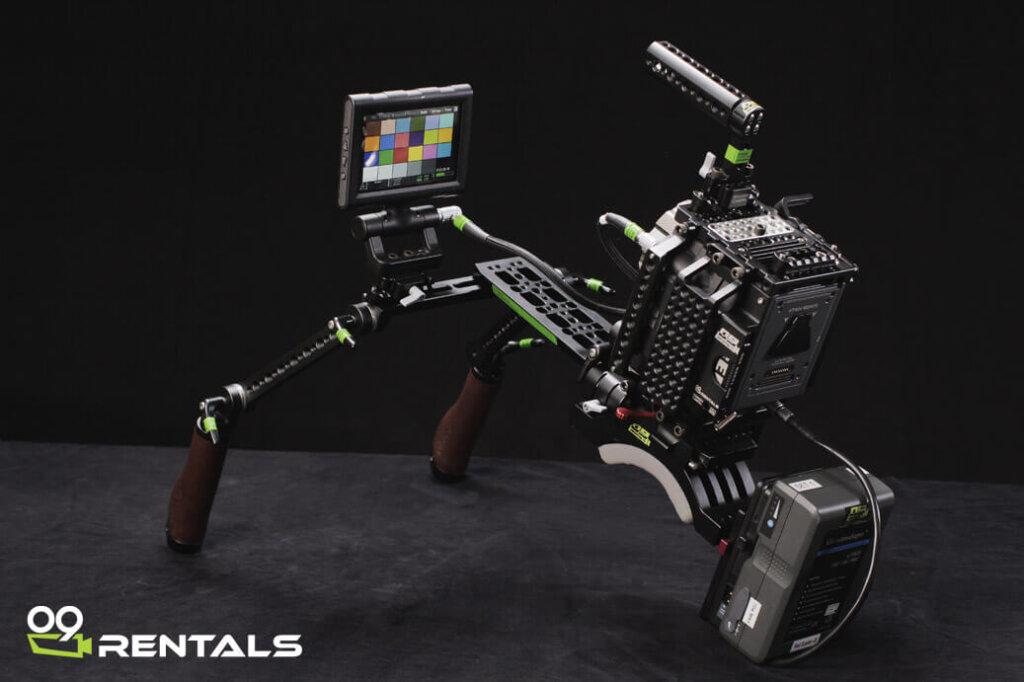 Wooden Camera Handheld kit - 03