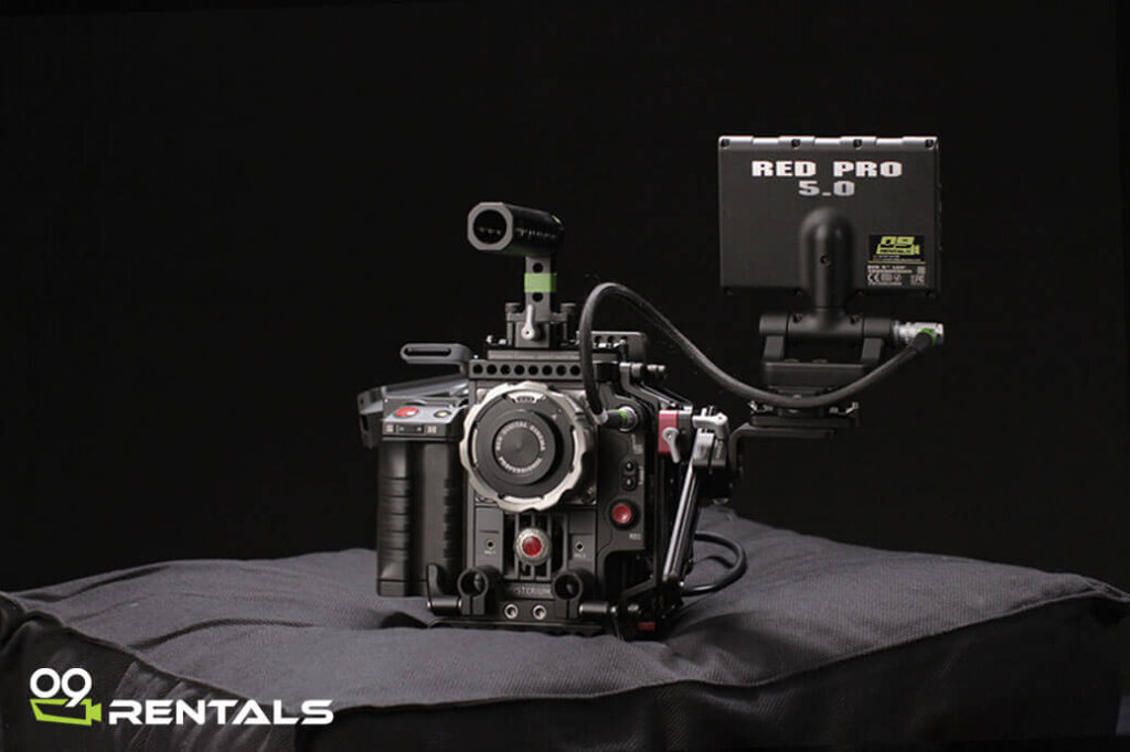 Red Scarlet-PL Mount