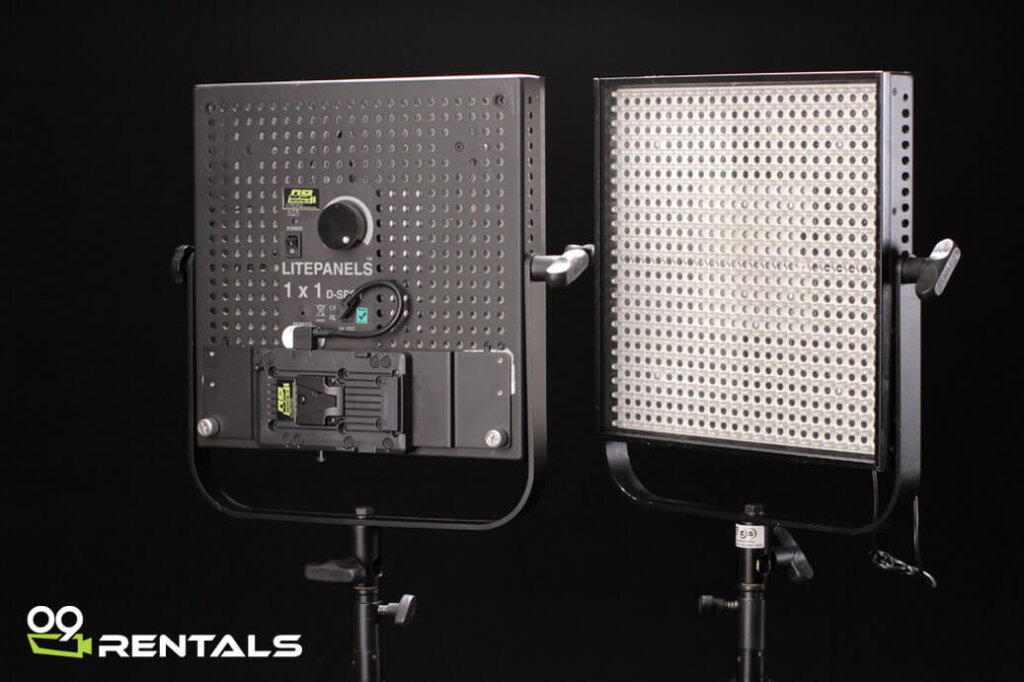 1x1 Litepanels