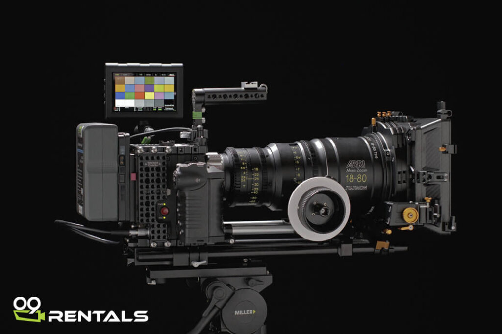 Red Epic-M Dragon PL Shooting Kit
