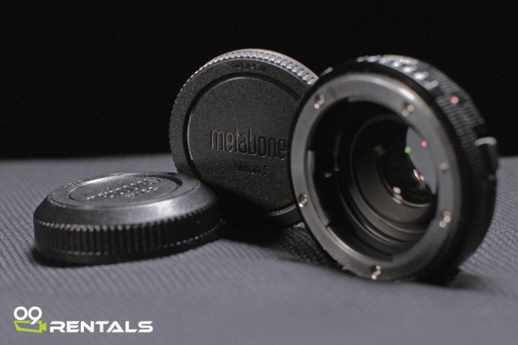 Nikon SpeedBooster BMPCC