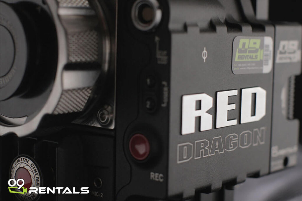 Red Epic-M Dragon