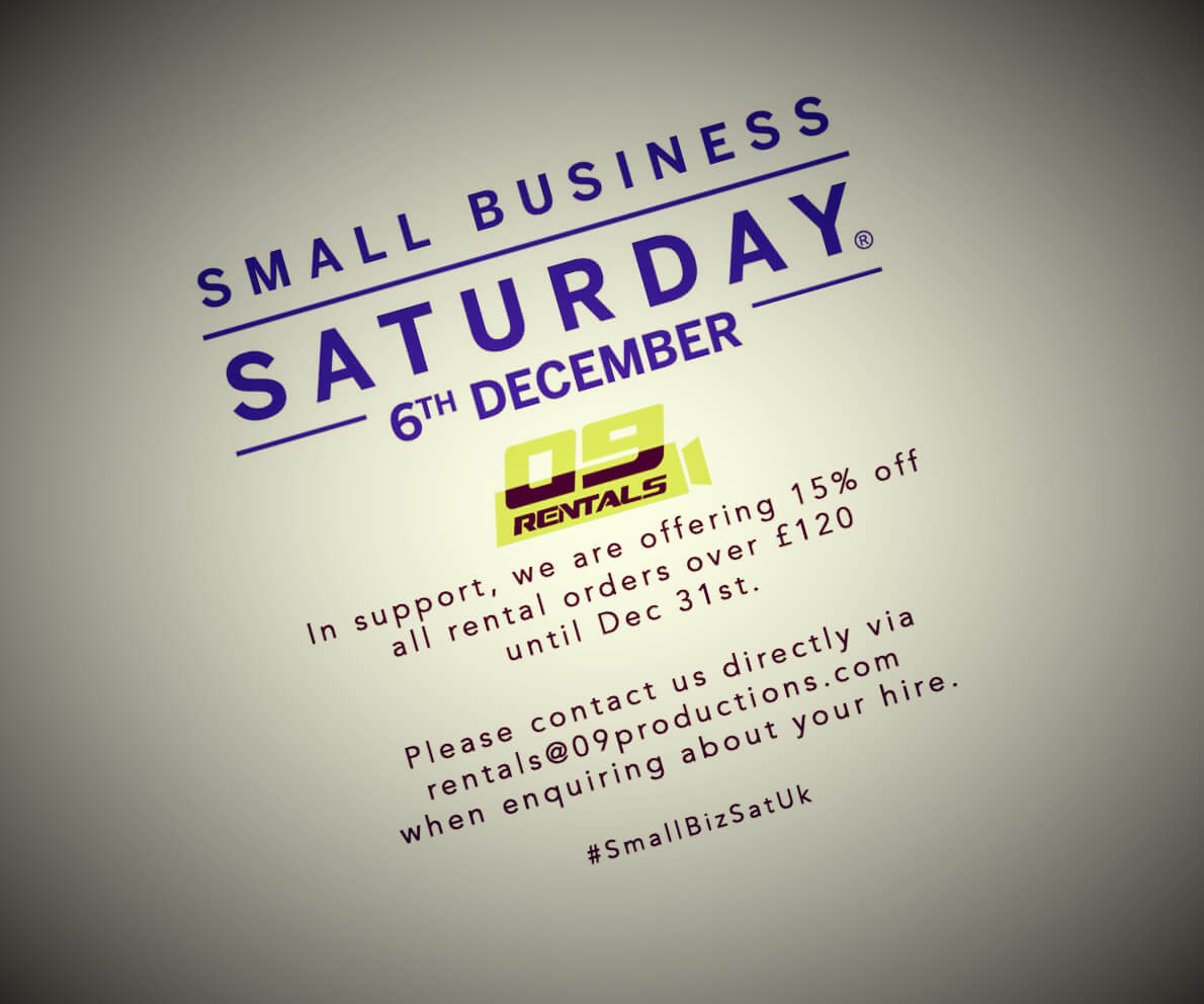 Featured – Small Business Saturday